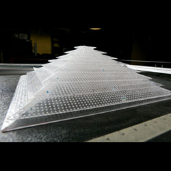 Good News for Concert Halls and Submarines: Duke Engineers Demonstrate 3D Printed Acoustic Cloaking