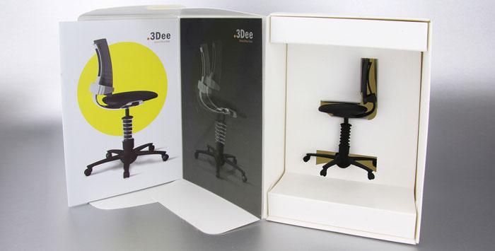 Aeris 3dee Package 3D Printing