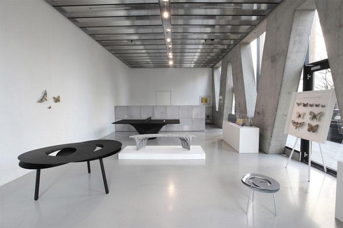 Galerie VIVID Janne Kyttanen designboom