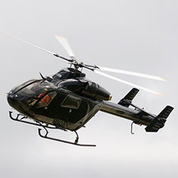 M-1U helicopter 3d printing