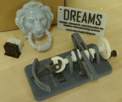 dreams 3d printing