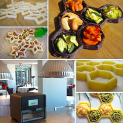 3D Printing Food foodini 3D Printer