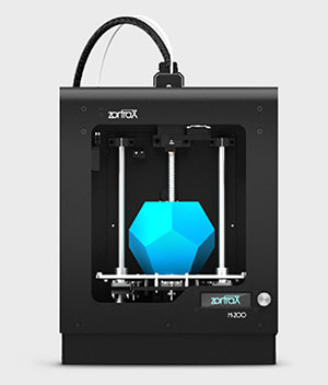 m200 Zortrax 3d-printer