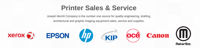 printer sales and services