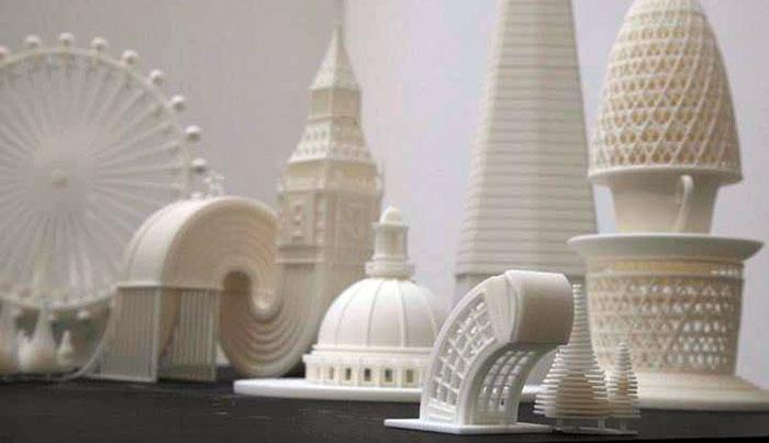 sneakerboots Modla 3D Printing