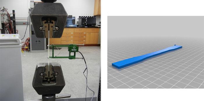 test 3d printing