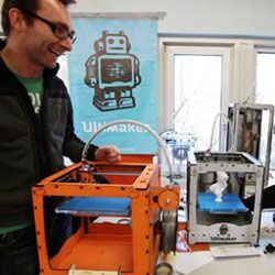 ultimaker founders 3d printing