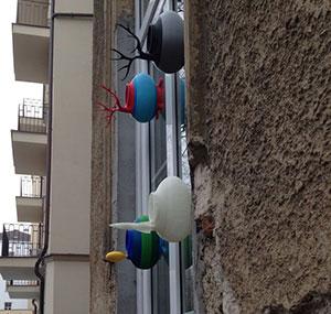 3D Printing Bird Nest