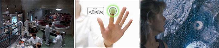 3D Printing DNA