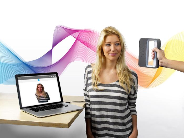 3D Systems Sense Scanner Mac OS