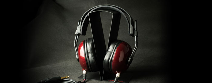 3D printed Alpha Dog headphones