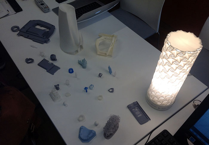 3d printing Lampada Cartabianca