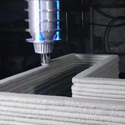 Testing a 3D House Printer – Andrey Rudenko
