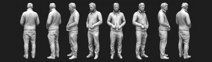 3d scans 4DDynamics 3D Scanning