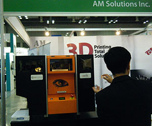 AM Solutions 3d printing