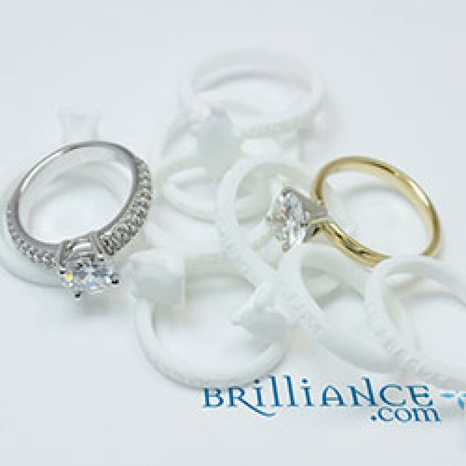 3d printed engagement rings to try out 3d printing industry