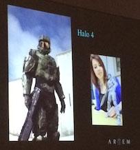 Halo prop artem 3d printing