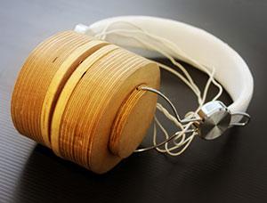 Tooteko 3d printing headphones prototypes
