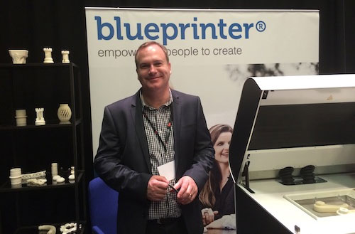 blueprinter 3d printing