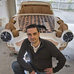 Kiwi Is 3d Printing His Own Aston Martin 3d Printing Industry