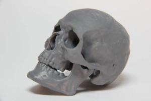 skull makerjuice 3D printing resin for form1