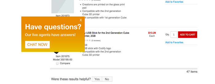 the search for staples 3d printing services live chat