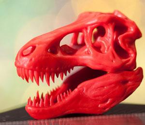 3D printed trex littledlper