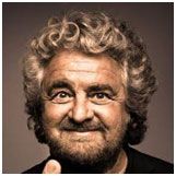 Beppe Grillo M5S 3d printing