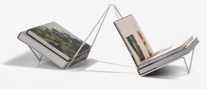 Studio macura wire magazine rack