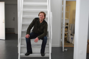 anders hartmann cofounder of blueprinter 3D printers