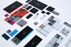 components for project ara