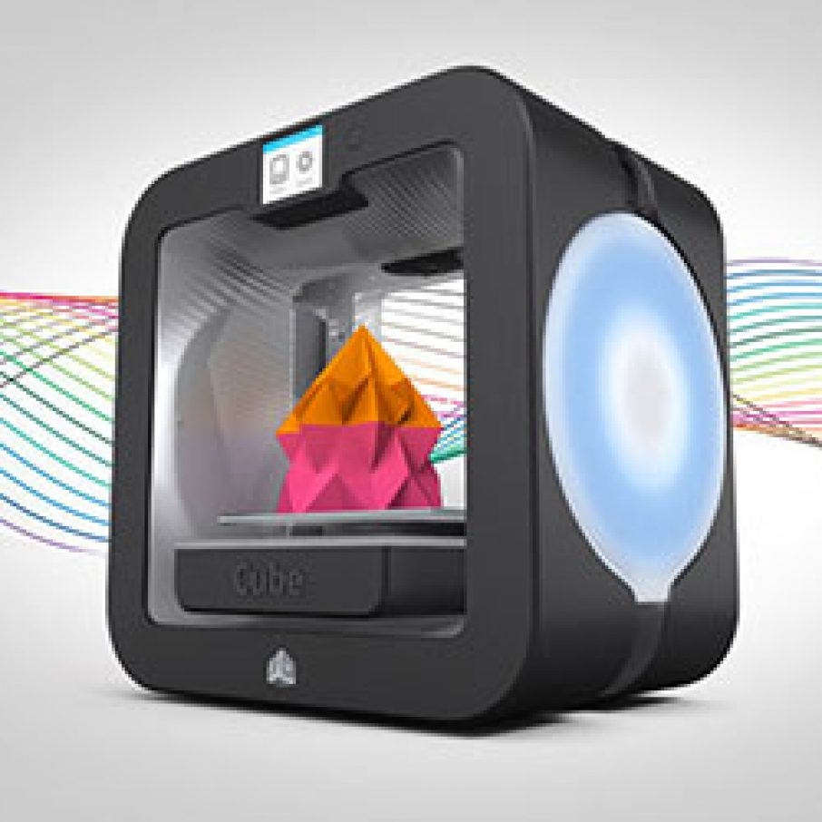 cube 3d printer 3d systems