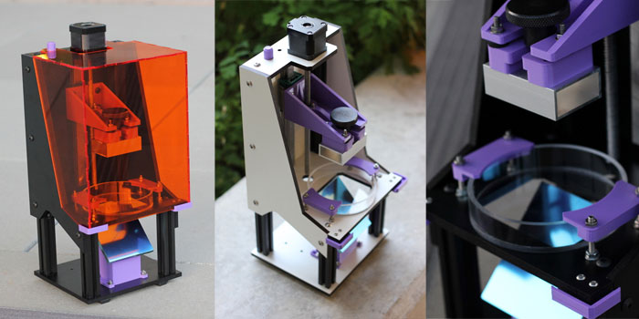 littledlper 3D printer