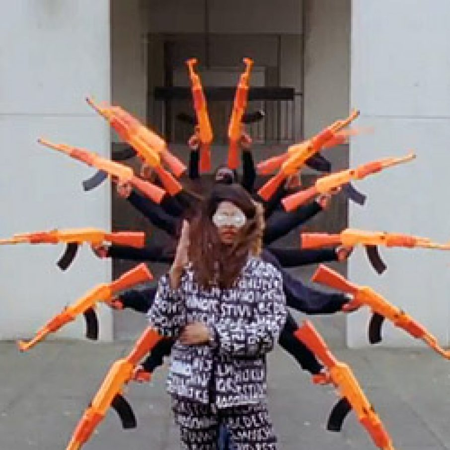 M.I.A.'s New Video Has 3D Printed Guns, Drones