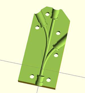 multimaterial 3D printing experiment reprap pro