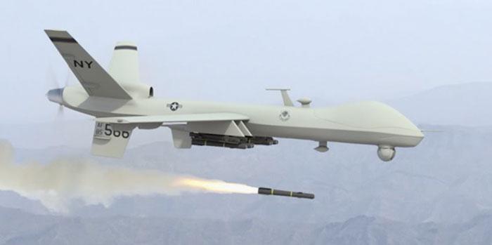 predator drone 3d printing
