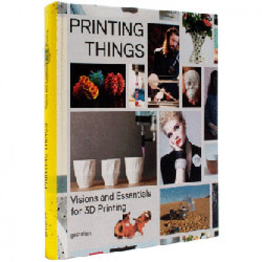 printing things 3d printing book