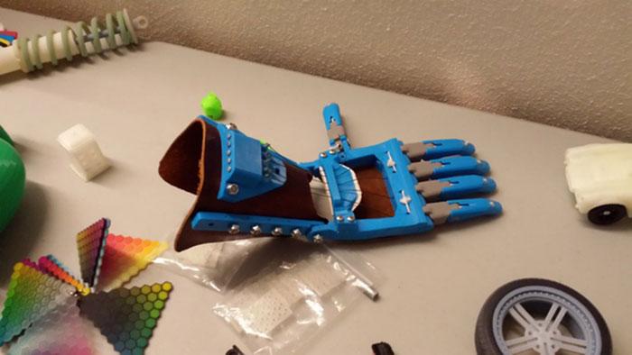 prosthesis 3d printing e-nable