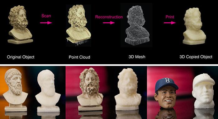 zeus 3d printing features