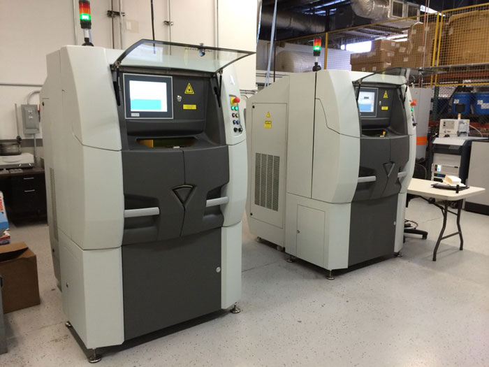 3D Systems ProX 3D Printing