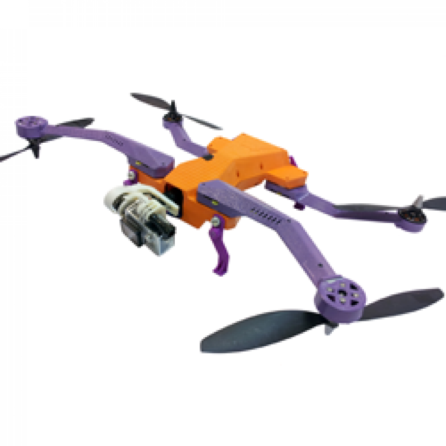 AirDog Automated Drone Follows Users With 3D Printed Parts