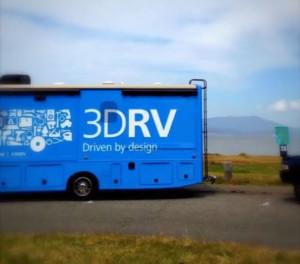 3DRV 3d printing
