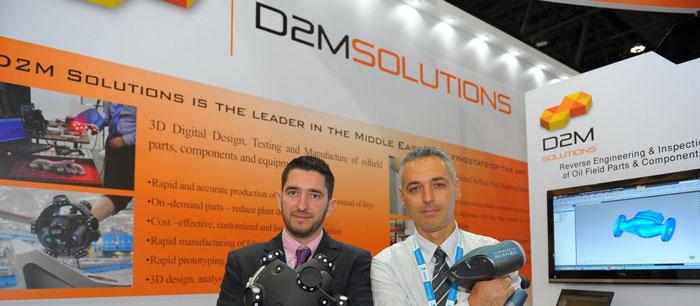 D2M Solutions 3D Printing
