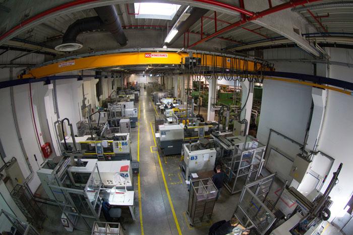 Hungary Facility 3d printing