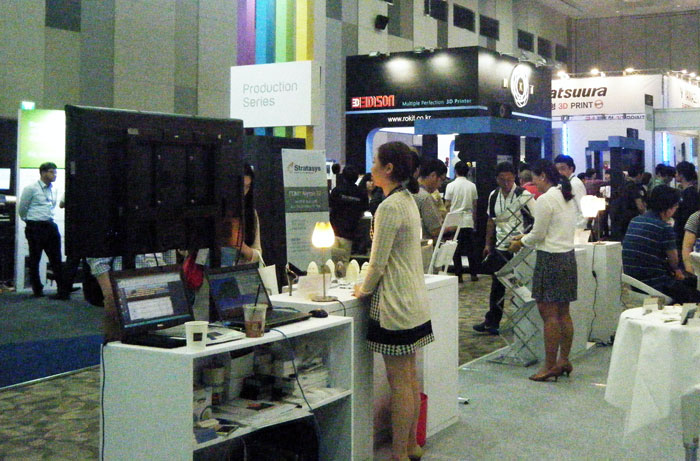 D Printing Exhibition Amp Conference : Review inside d printing seoul industry
