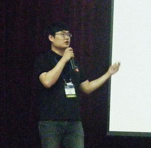 Kang Min Hyuck 3d printing Inside 3D Printing Seoul Conference