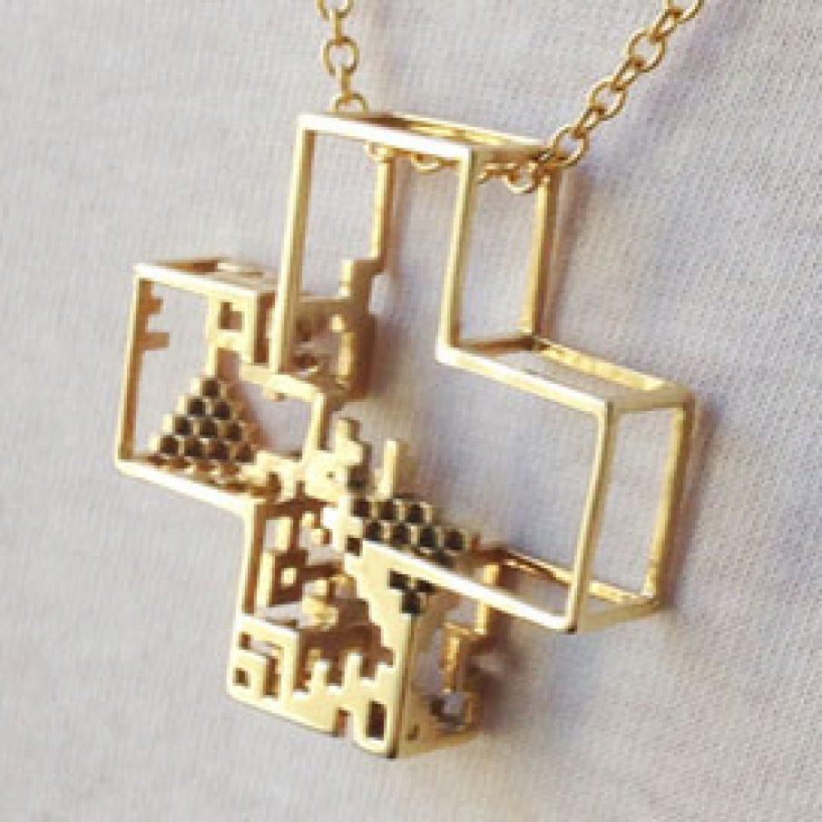3D Printing Metal Casts @ Shapeways