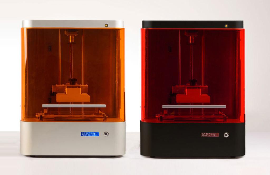 MakeX M-One 3D Printer sliver black