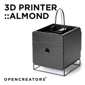 Opencreators almond 3d printer