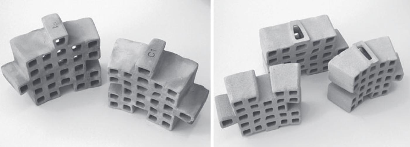 PolyBrick Ceramic 3D Printing Construction1